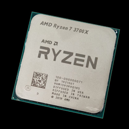 AMD Ryzen 7 3700X processor