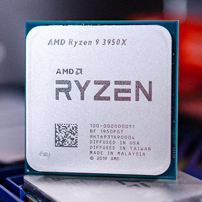 AMD Ryzen 9 3950x Prozessor