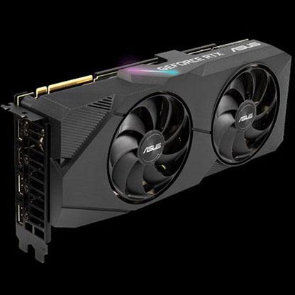 ASUS DUAL GeForce RTX 2080 Super O8G EVO V2